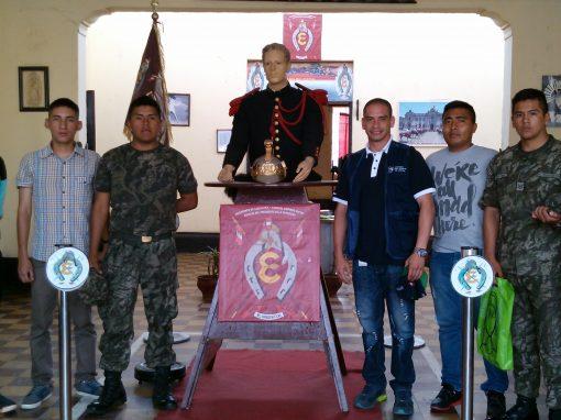 FFAA visita Deapu-Comunidad Nativa